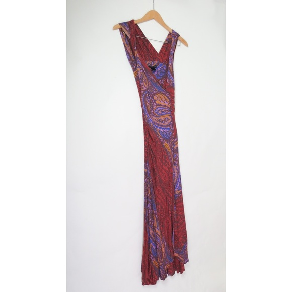 Marc Jacobs Dresses & Skirts - Marc By Marc Jacobs paisley modal maxi dress XS